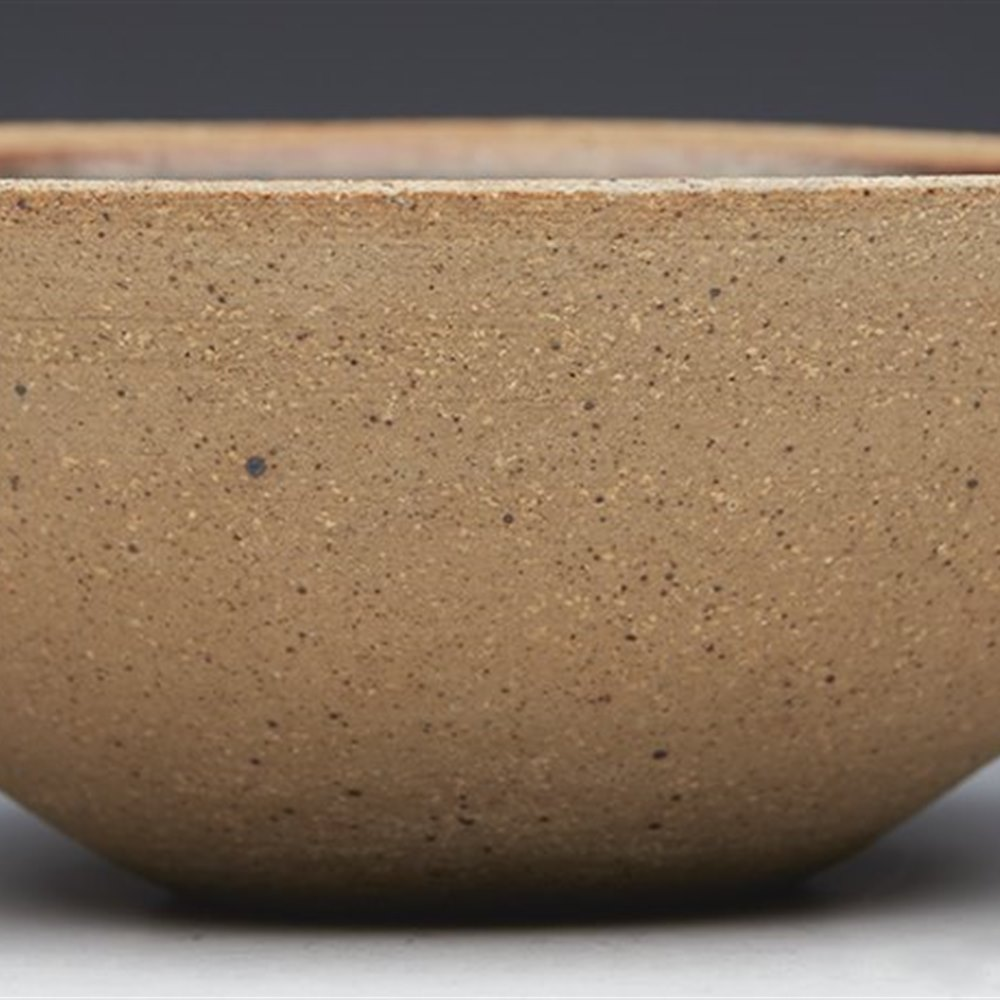 DAVID LEACH BOWL 20TH C. 20th Century