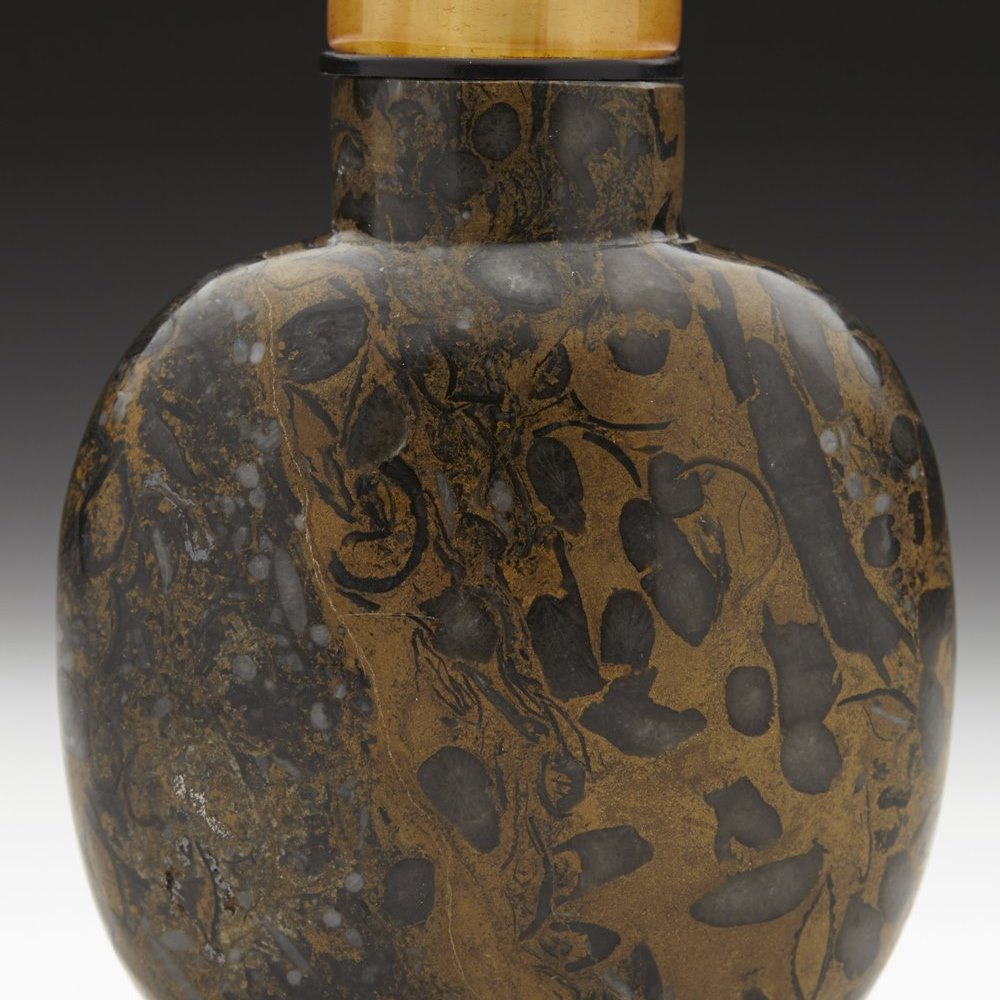 CHINESE SNUFF BOTTLE 19TH C. 19th Century