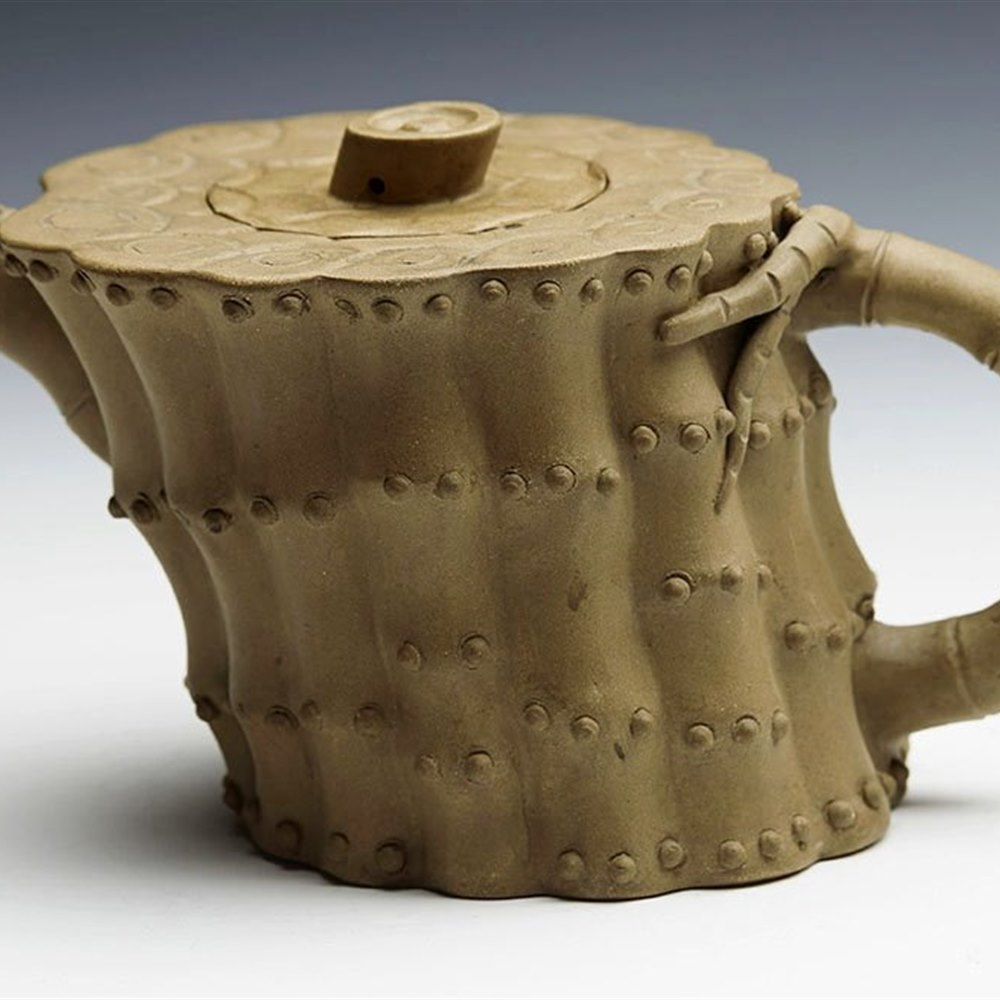 CHINESE YIXING TEAPOT 20TH C. Early 20th Century