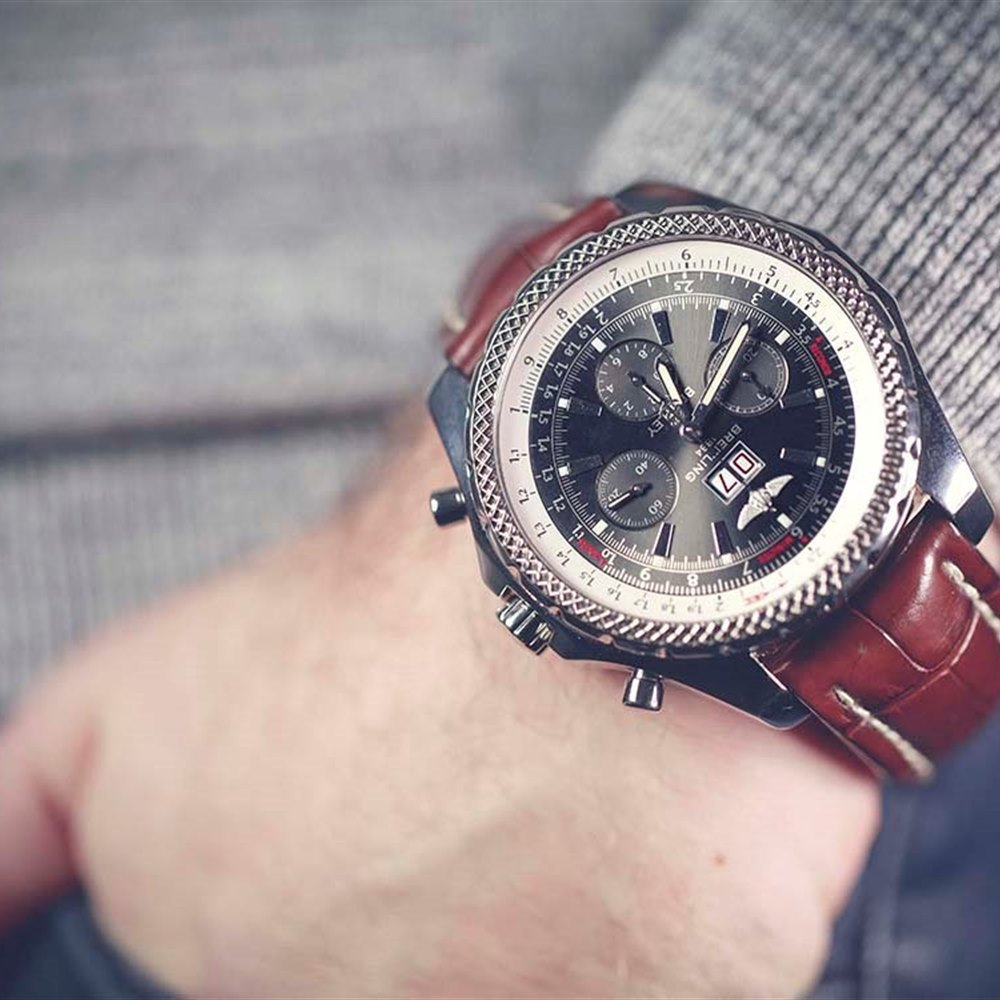 steel motors speed breitling for britling watch bentley