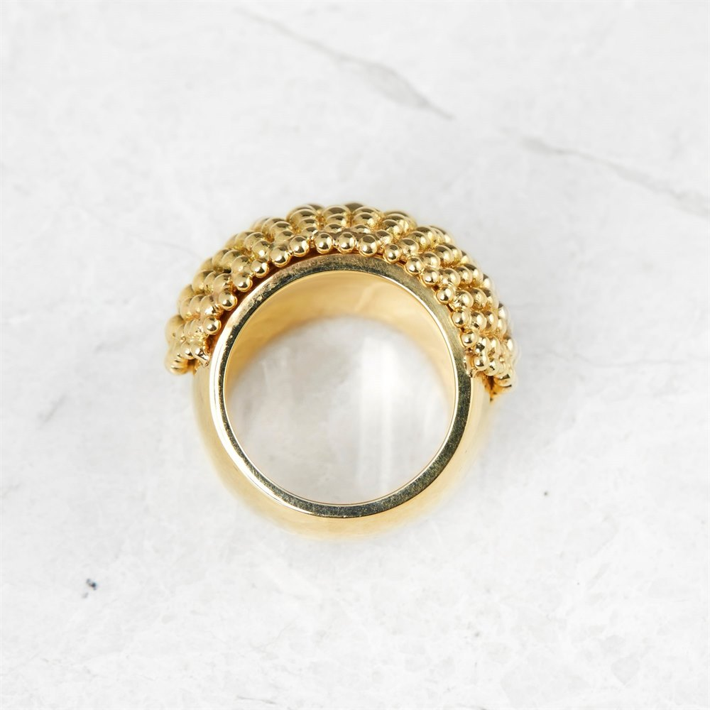 Carla Amorim 18k Yellow Gold Bombe Ring