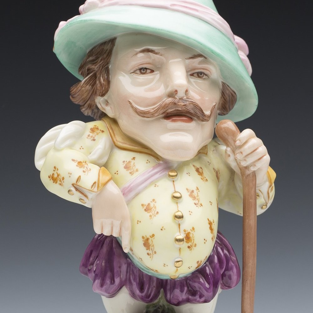 ROYAL WORCESTER FIGURE 1881 Date code for 1881
