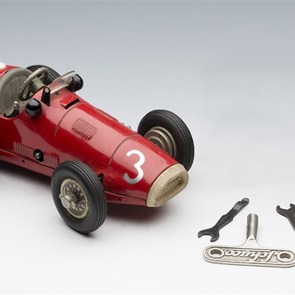 SCHUCO RACER 1070 1945-50 Made between 1945 and 1950
