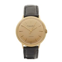 IWC Vintage 18K Yellow Gold