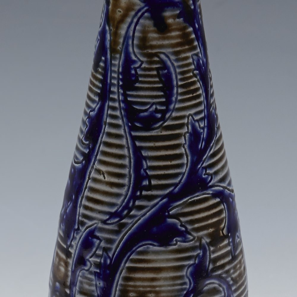 MARTIN BROTHERS VASE 1879 Dated 9th December 1879