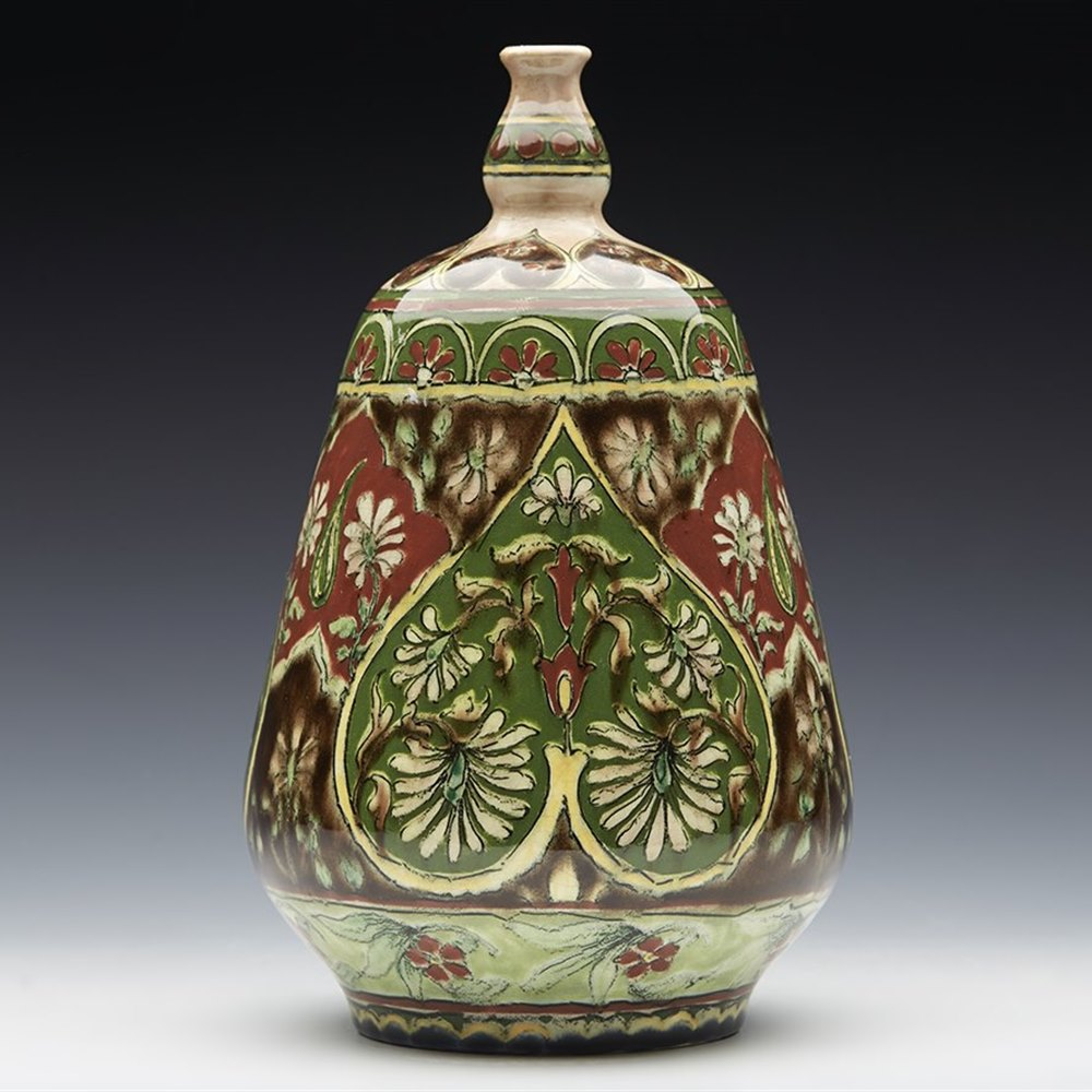 Bonn porcelain marks royal Urns