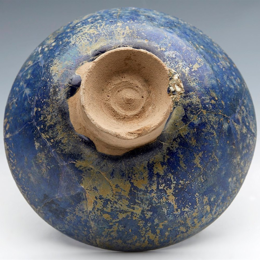 MEDIEVAL ISLAMIC BOWL Believed to date between 10th and 12th century