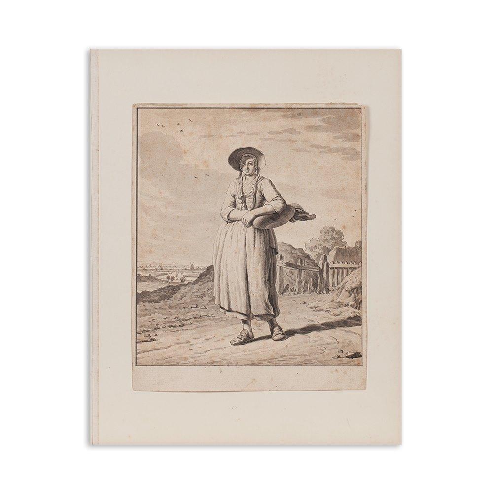 JORDANUS HOORN (1753–1833) Hoorn b:1753-d:1833.