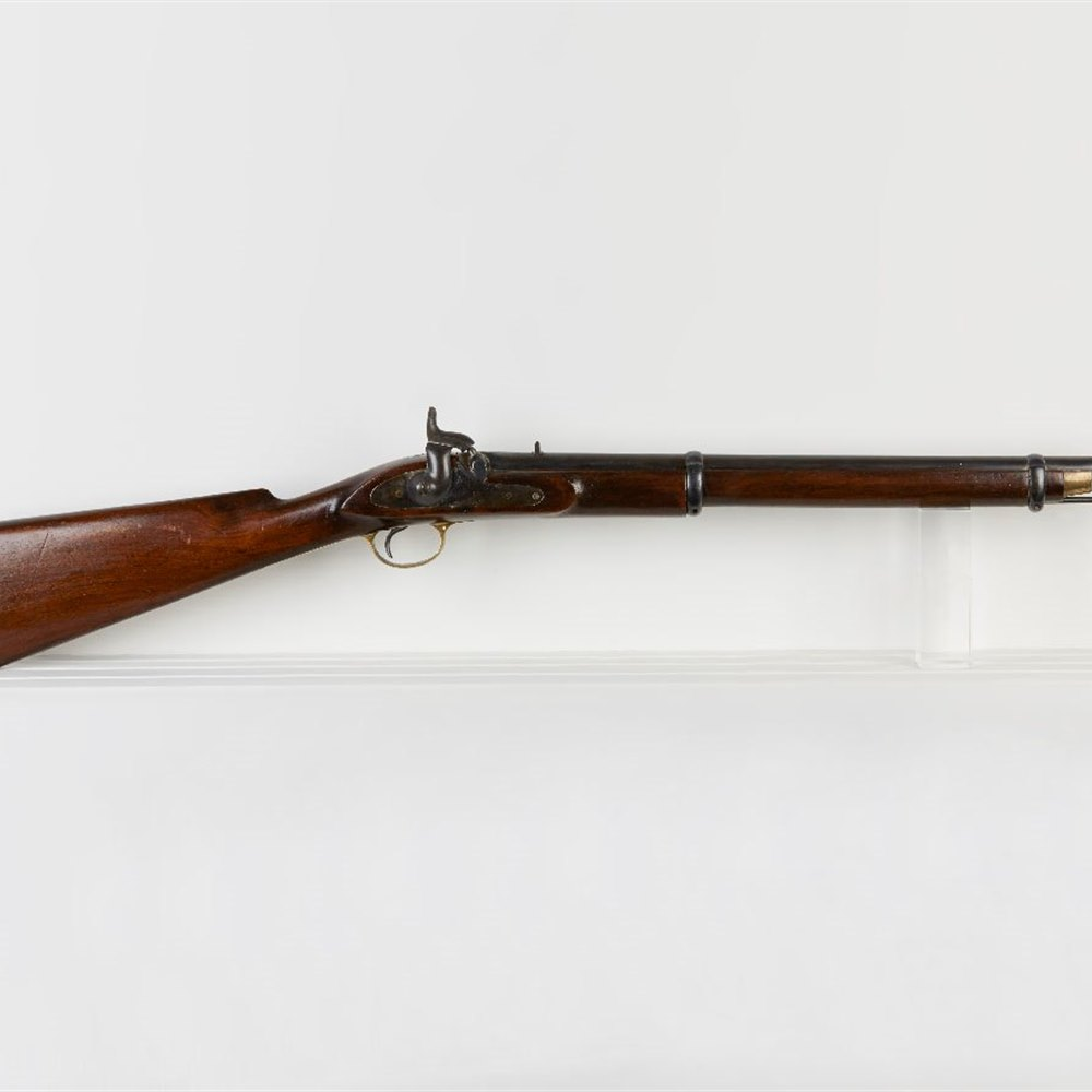 ANTIQUE CAVALRY CARBINE c 1850